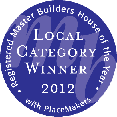 local category winner 2012 master builders